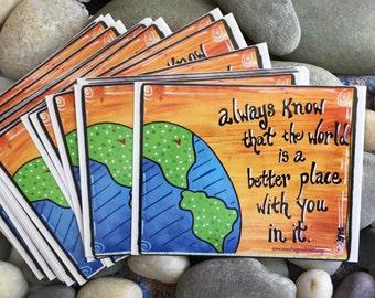 Inspirational Post Cards