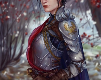 Dragon Age. Grey Warden