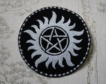 Supernatural Anti Possession tattoo patch