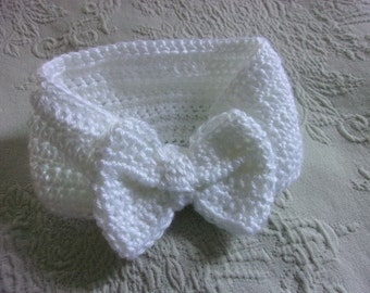 Earwarmer headband - hand crocheted - baby-adult, many colors