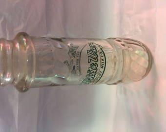 White Way Pure Milk Co. bottle