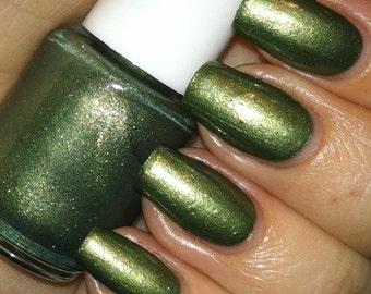 FOX - Handmade 10-Free Natural Nail Polish