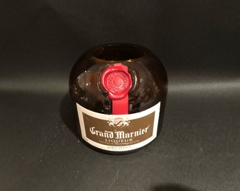 Grand Marnier Candle 1 Liter Grand Marnier Liqueur Soy Candle. TALL Cut/1 Liter vs 750ML for longer burn hours/Grand Marnier Gift/Decor