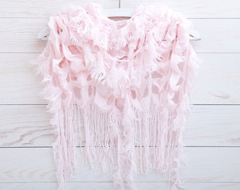 Summer Outdoors, Pink Lace Scarf, Summer party, Fashion Scarf, valentines gift, Womens Accessories, Gift Ideas For Her (014)