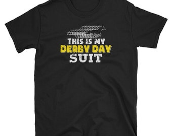My Derby Day Suit Womens Derby Shirt Derby Apparel