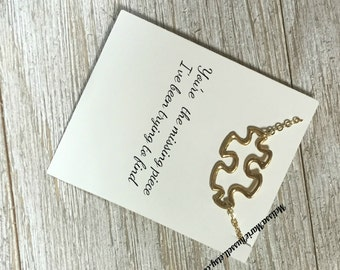 Gold Autism Awareness Necklace or Puzzle Piece Heart Necklace, handmade jewelry, mom, wife, girlfriend, fiance, sale, birthday, christmas