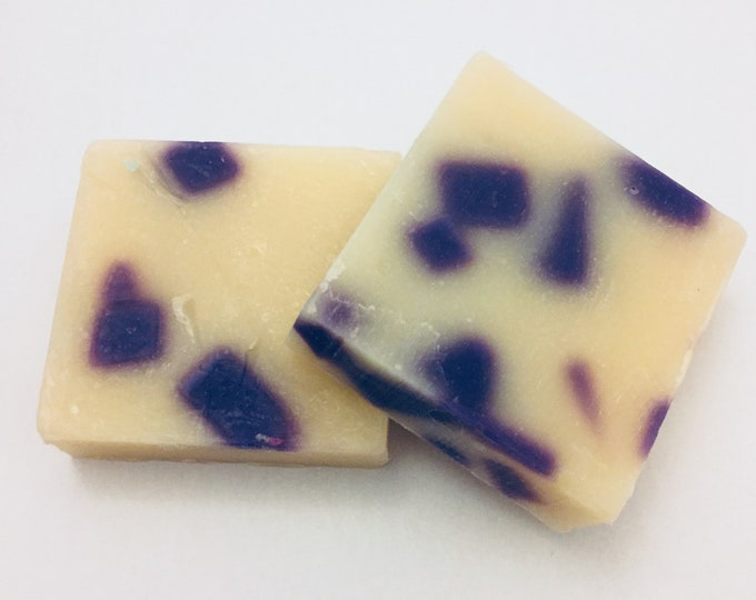 Soap, Handmade Soap, Cold Process Soap, Blackberry Raspberry Scent, Vanilla Scent Soap, 5 oz bars of Soap, Olive Oil Soap, Coconut Oil Soap