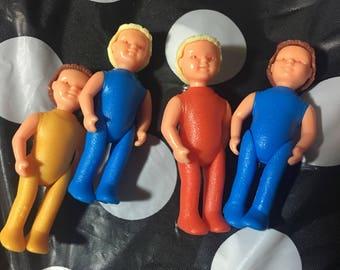 Creepy Doll Pins