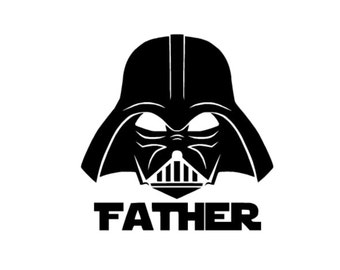 Darth Vader Decal | Father Decal