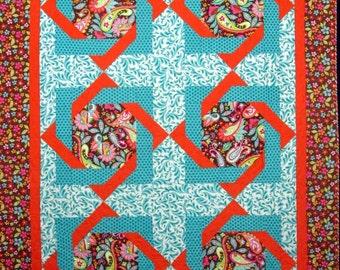 Tumbleweeds - Quilt Pattern