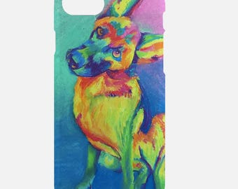 German Shepherd iPhone 6/7 Tough Case