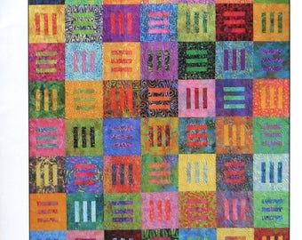 Quilt Pattern - Modern Thinking by Designs by jb