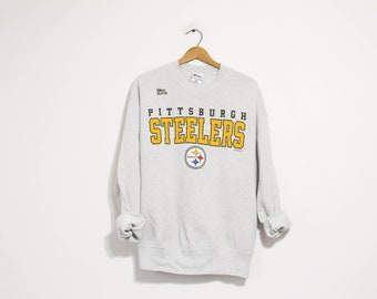 Vintage Pittsburgh Steelers Pennsylvania Football Sweatshirt