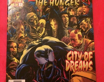 Venom: The Hunger issue 1