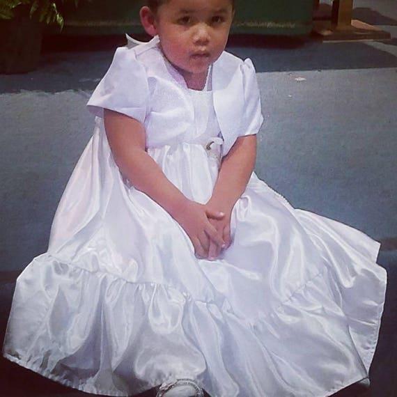 Rustic Flower Girl, Beach Flower Girl, Tea Length, Matching Dress, Sister Dresses, Flower Girl Dress, Communion Dress, Baby Matching Dress