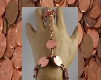 Penny Slave bracelet