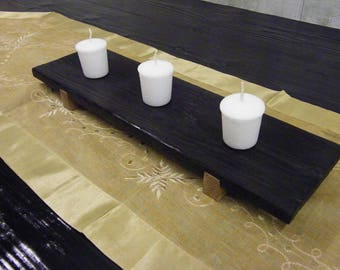 Candle Tray Candle Holder