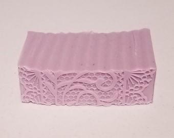 Lavender Lace Soap