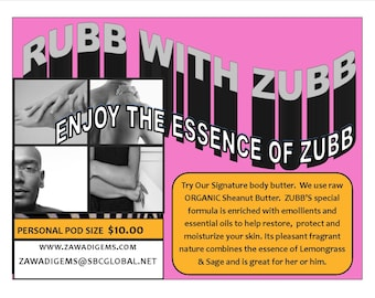 ZUBB  HAND & FOOTCARE Products