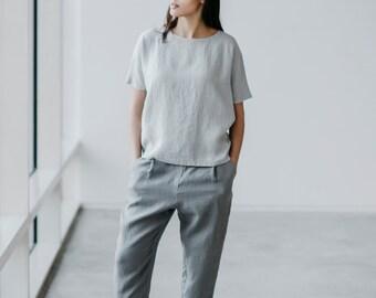 Linen Pants Motumo - 15K2