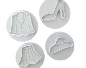 Women's Outfit Plungers Set