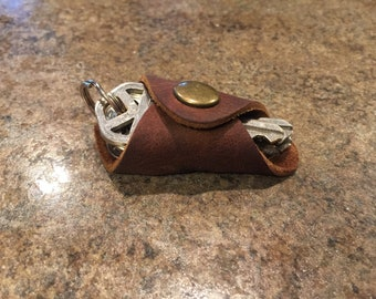 Leather Oiled Key Holder The Key Koat 2.0