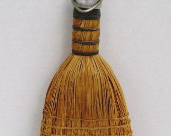 Vintage Whisk Broom, Hungary, Cute Farmhouse Chic
