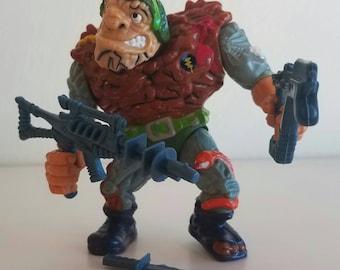 General Traag Teenage Mutant Ninja Turtles TMNT action figure complete 1989