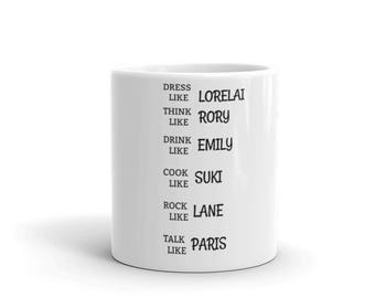 Gilmore Girls Mug For Gilmore Girls Fans Coffee Lover Mug