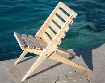 Eternal Mini Lounge chair for living room or open air