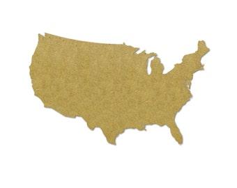 Unfinished Wooden Shapes (UNITED STATES)