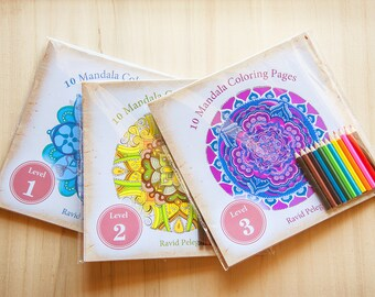 Mandala adult coloring book/30 Mandalas/coloring pages/coloring book/coloring/adult coloring books/adult coloring pages/colouring pages