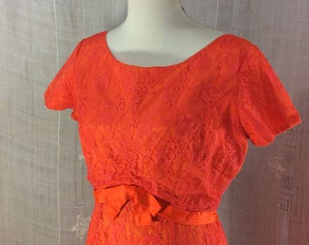 Emma Domb formal gown, '60's