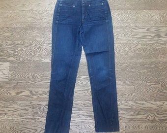 GUCCI Jeans a sigaretta skinny woman trousers leggins style
