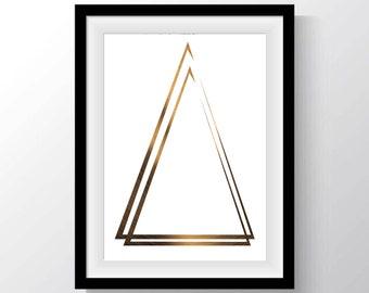 Copper triangle
