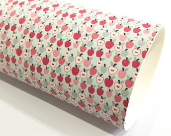 Apple Print Leatherette A4 Sheet 0.8mm