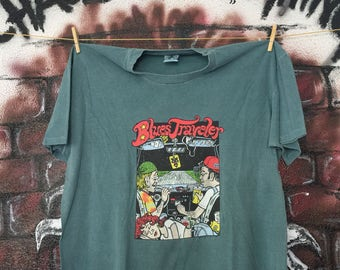 Vintage '97 Blues Traveler Band Tshirt Rare