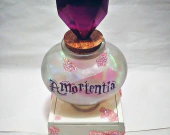Harry Potter Inspired Amortentia Love Potion Night Light Limited Pink Edition