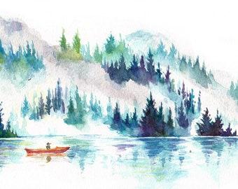 Kayaking the Pacific Northwest