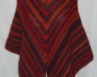 Red Kite Shawl