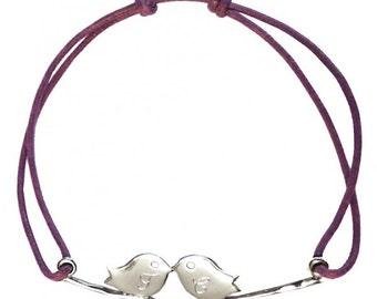 Bracelet bird lovers