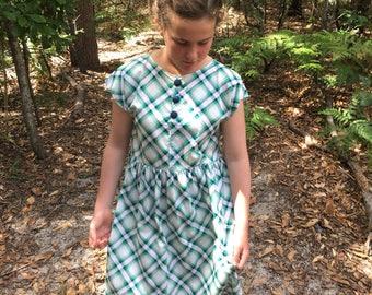 Vintage Anne Dress Size 6-8