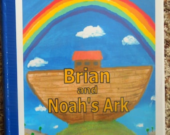 Personalized / Photo Noah's Ark Storybook
