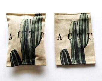 Cactus - Tissue Box Cover