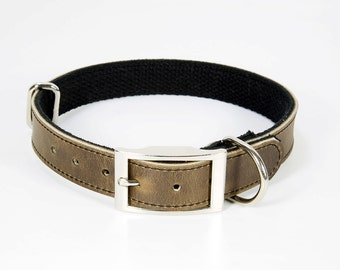 Heavy Duty Dog Collar, Leather Dog Collar, Personalized Leather Dog Collar
