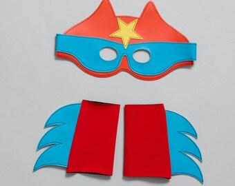 SUPERhero MASK & cuff set