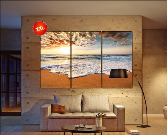 ocean beach  canvas wall art ocean beach wall decoration ocean beach canvas wall art art ocean beach large canvas wall art  wall decor