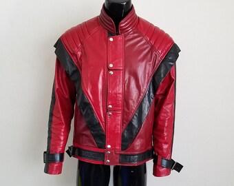 Vintage 1984 Michael Jackson Thriller Jacket Sz. M