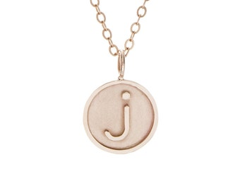 Gold Initial Jewelry, Lowercase Letter, Lowercase Initial, Letter Charm, Initial Necklace, Letter Necklace, Alphabet Charm, Letter Charms