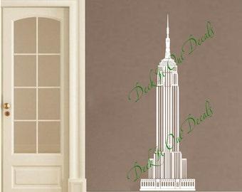 Empire State Building E00233